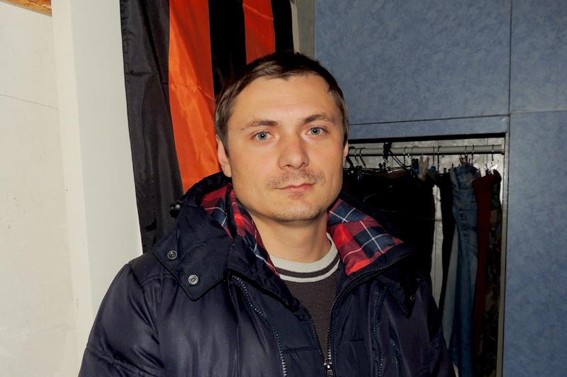 Алексей Герасин, координатор инициативной группы