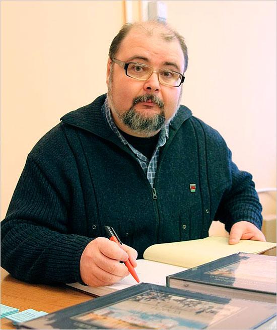 Краевед Юрий Соловьев