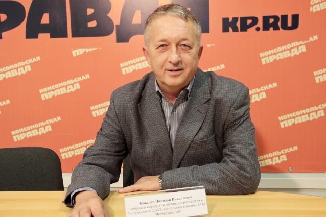 Николай Ковалев.