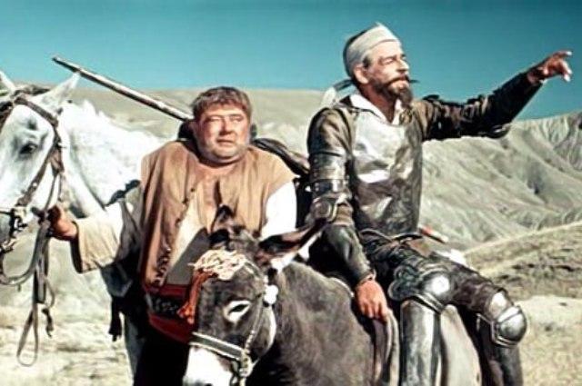 «Дон Кихот» стал прорывом для «Ленфильма».