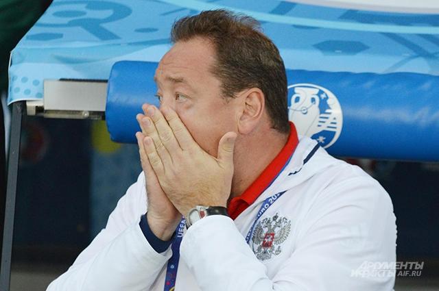 Матч Россия - Уэльс на Евро-2016