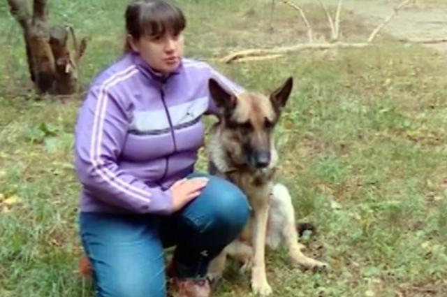 Терапевт Тага помогла десяткам ребятишек. Ольга надеется, что ее любимица пойдёт на поправку.