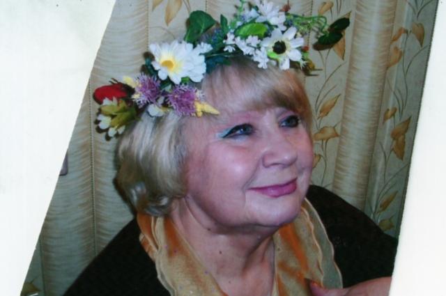 Тамара Анатольевна всегда была красавицей.