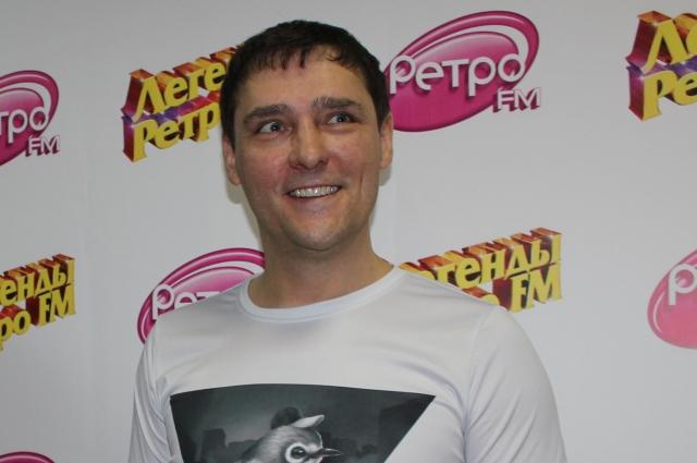 Юра Шатунов как прежде полон сил и энтузиазма.