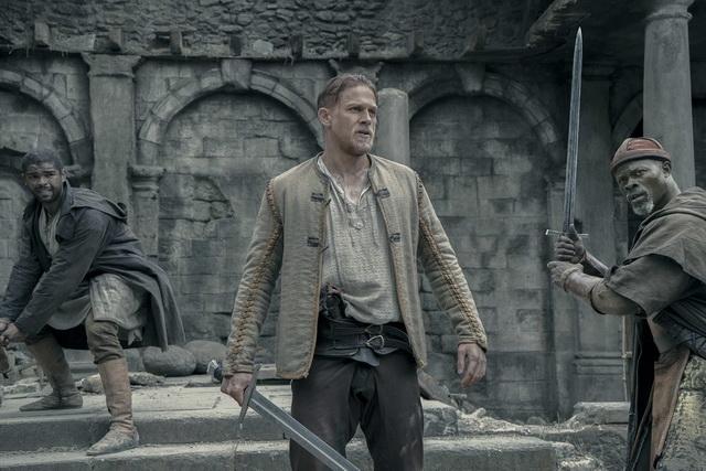 «Меч короля Артура».