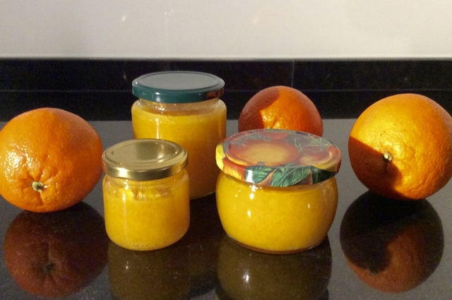 Оранжевое настроение - в каждой баночке.