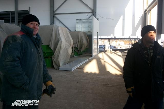 Местные рабочие из Новочеркасска наслышаны о том, как обманули студентов.
