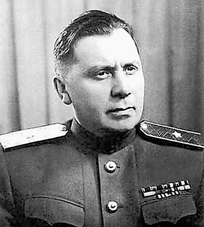 Генерал-майор, 1951 г.