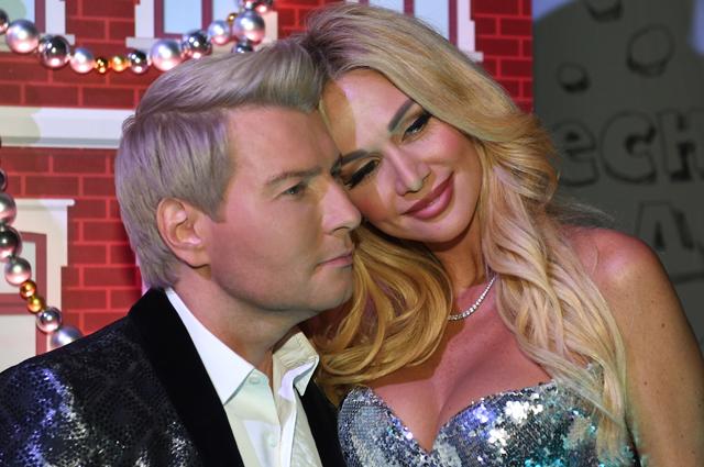 Николай Басков и Виктория Лопырева.