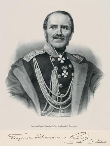 Генерал Павел Евстафьевич Коцебу.