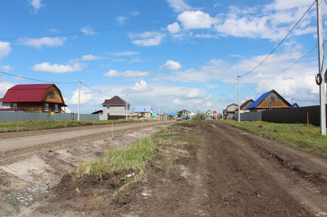 Село Каскара.