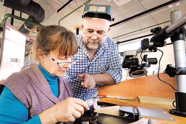 предпенсионеры, пенсионеры работают