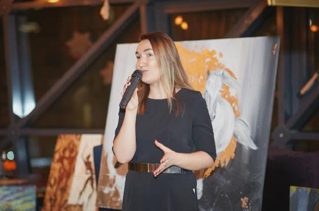 Руководитель благотворительного фонда «ЖИВИ» Ксения Алешина