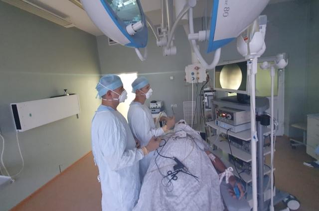 В арсенале врачей Дорожной клинической больницы широкий перечень услуг по диагностике и лечению