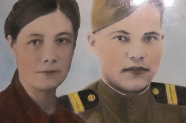 ветеран тыла, Ирина Шоркина