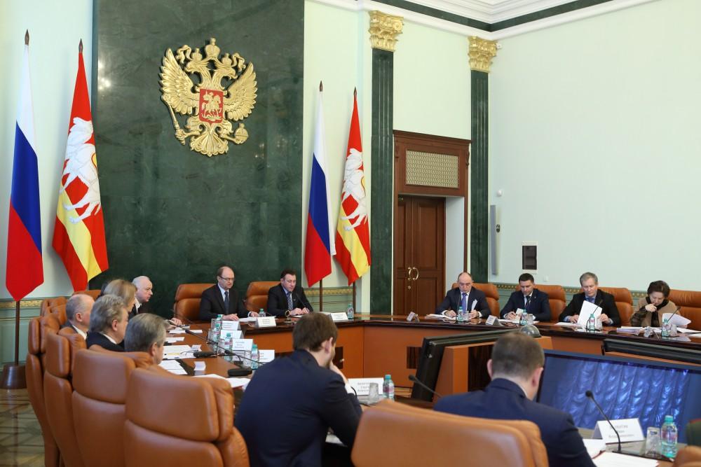 Выездное совещание секретаря Совбеза в УрФО