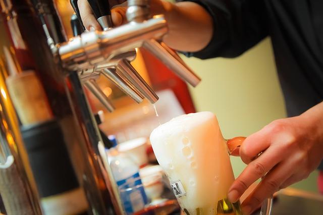 пиво, бар