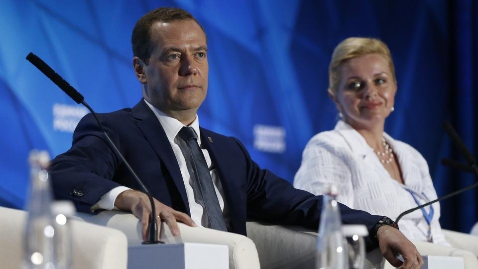 Медведев в Крыму