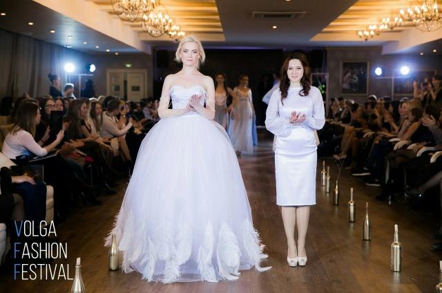 Екатерина Васильева (Кочанова) - победитель Volga Fashion Festival 2017 в номинации «Alternative».