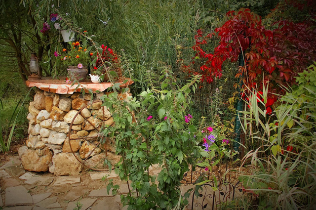 Сад– место длятворчества!