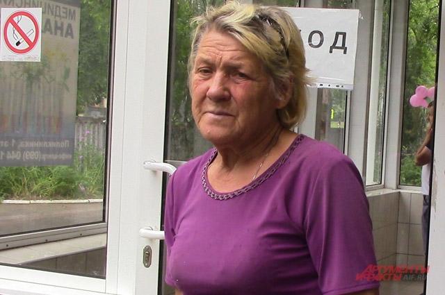 Бабушка Вадима Зайченко Ольга Анатольевна.