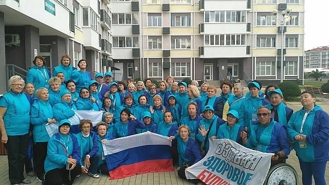 Толчок «серебряному» волонтерству дала Олимпиада в Сочи.