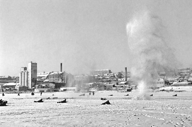Бой за Ростов-на-Дону во время Великой Отечественной войны. Февраль 1943 года.