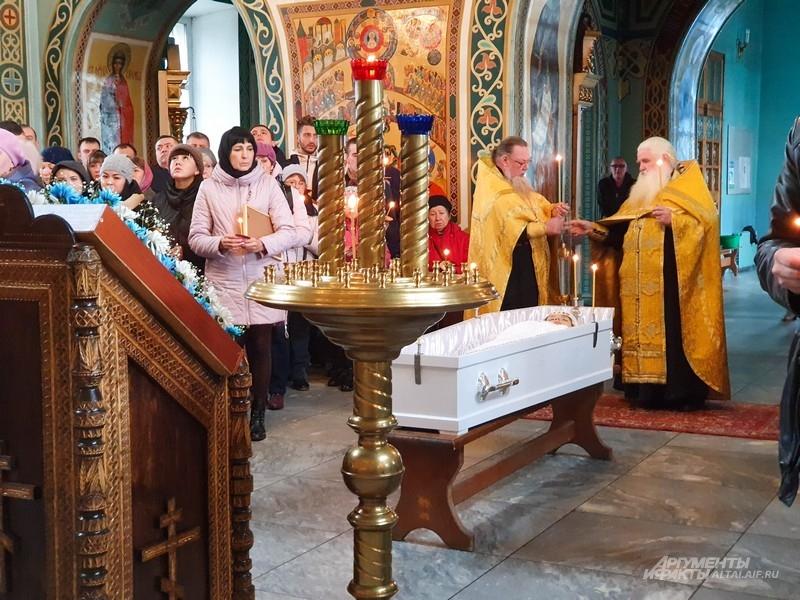 Священник сравнил убийц Ксении с фашистами