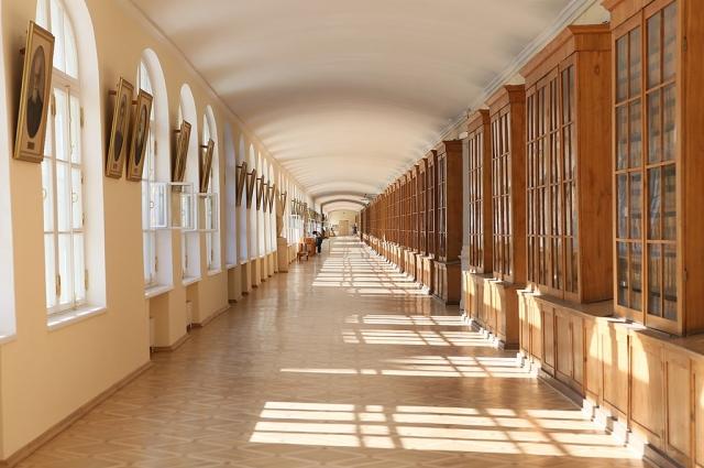 Петербургский госуниверситет переедет на новое место.