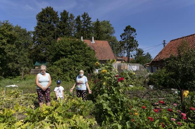 Жители лишатся своих огородов.