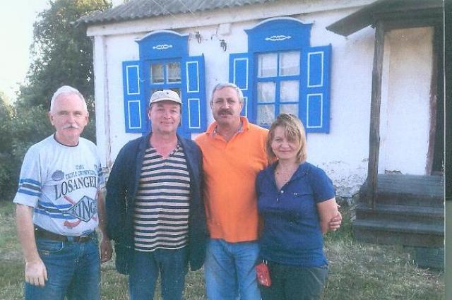 Дом-музей Петра Солдатова в хуторе Грязновский.