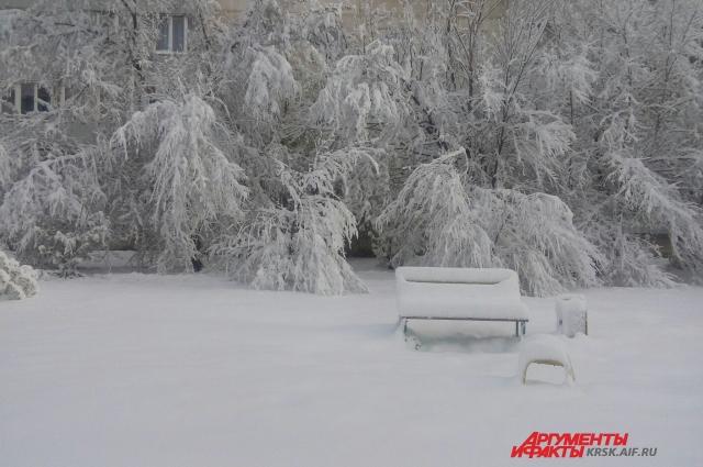 Снег в мае вызвал удивление у горожан и добавил проблем.