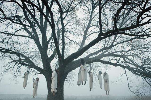 По сюжету, Гоголь приезжает на Полтавщину расследовать таинственные убийства девушек.