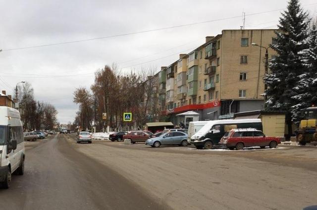 ДТП в Щекине