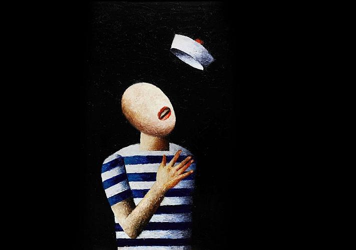 Выставка Александра Ройтбурда «День влюбленных»