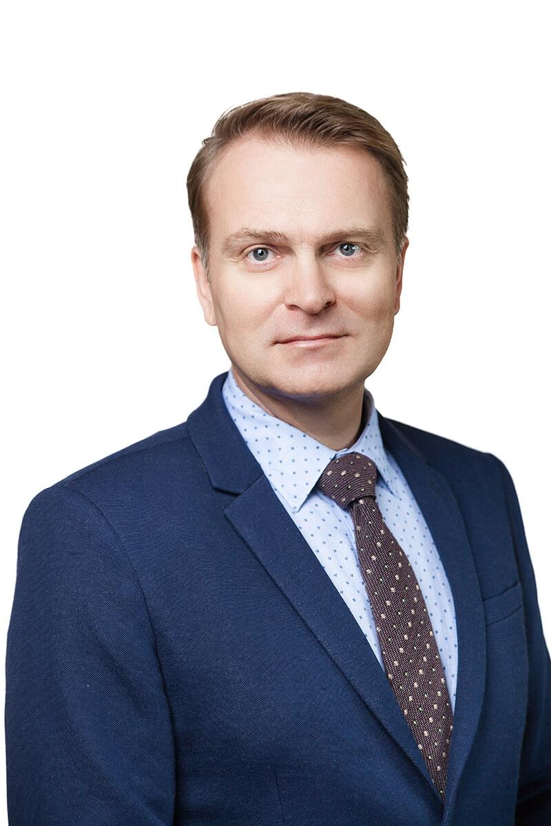 директор УФПС ХМАО - Югры Андрей Ершов.