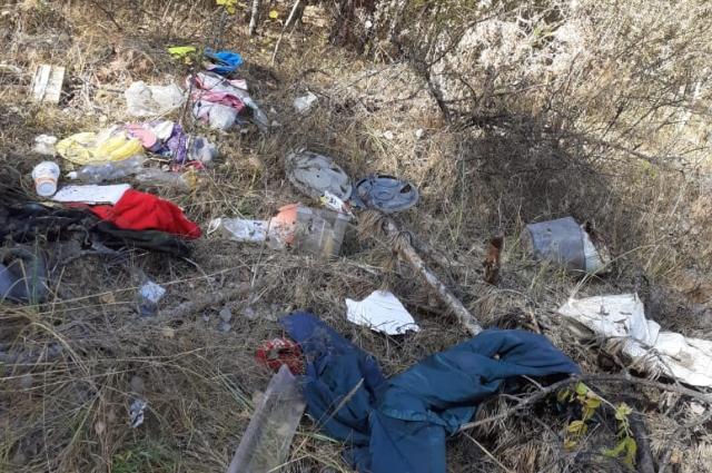 ООПТ превратились в свалки мусора