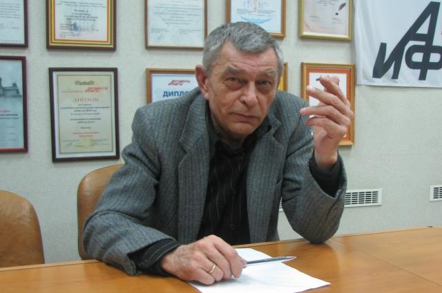 Михаил Крайсвтный