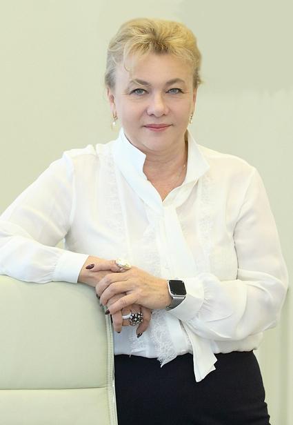Директор Челябинского регионального филиала Россельхозбанка Людмила Попова.