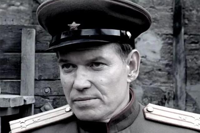 Юрий Лахин в сериале «Ликвидация».