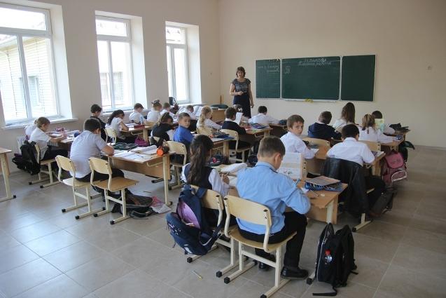 Учиться в новом корпусе школы №2 стало вдвойне приятно.