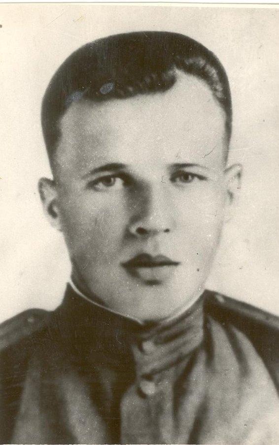 Иван Захарович Безносков