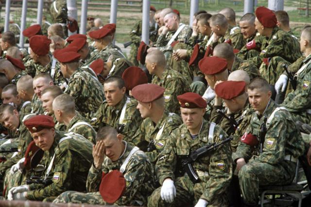Отдельная дивизия особого назначения Внутренних войск (бывш. имени Ф. Э. Дзержинского) МВД России
