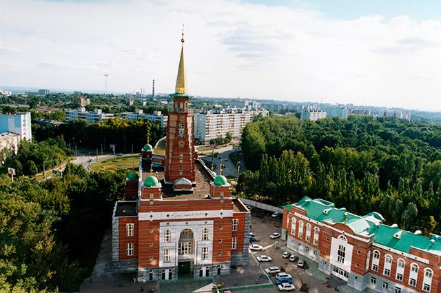 Самарская соборная мечеть