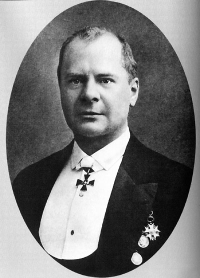 Григорий Елисеев.