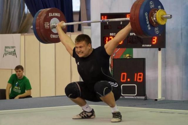 Родион Бочков.