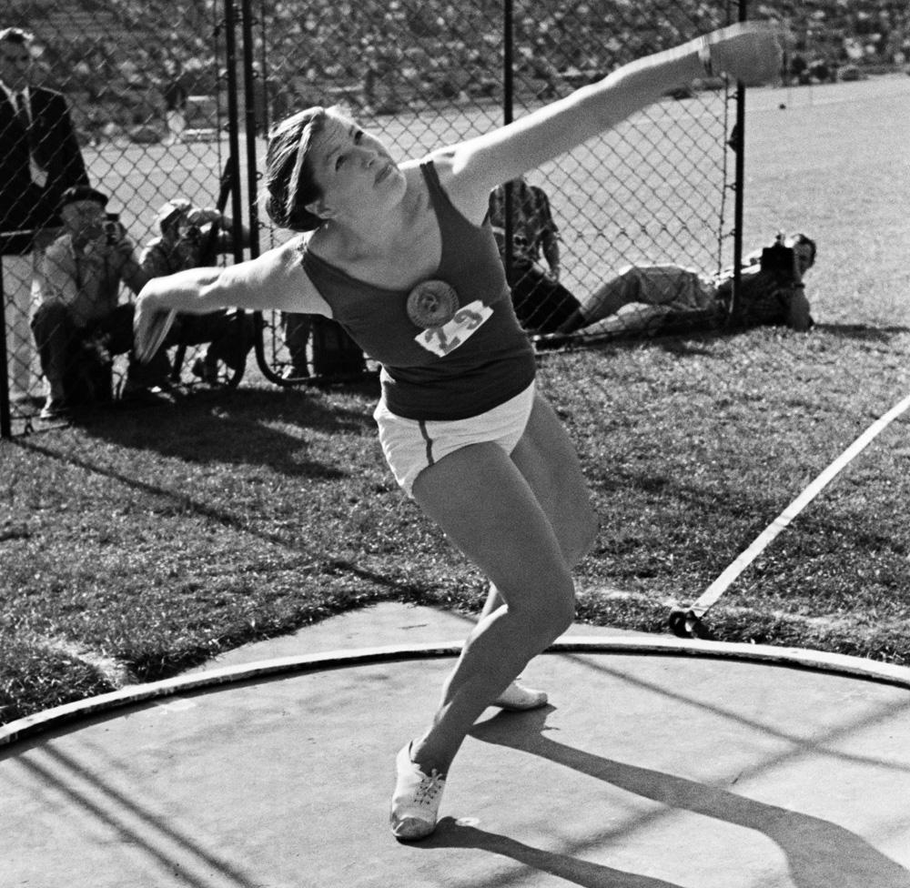 Нина Пономарева, 1959 г.