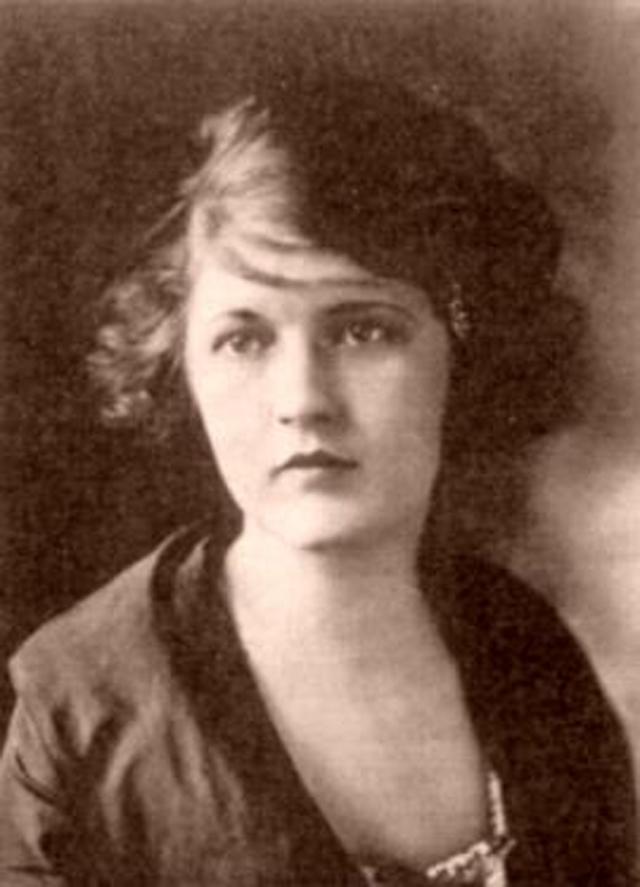 Зельда, 1917 год.