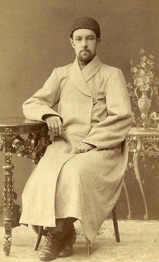 Мулла Саетгаряй, брат Мирхайдара