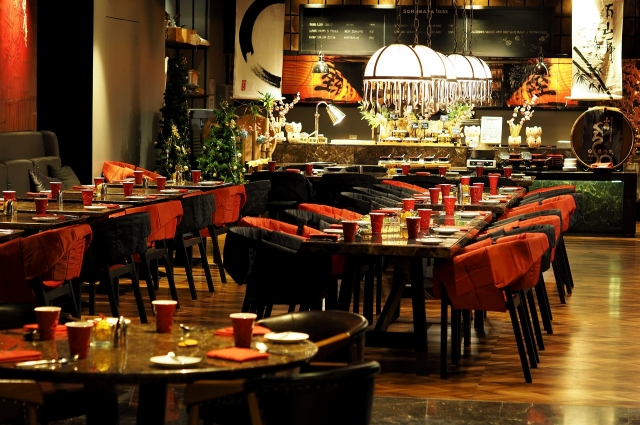 Какие рестораны и кафе по душе, те и выбирайте.